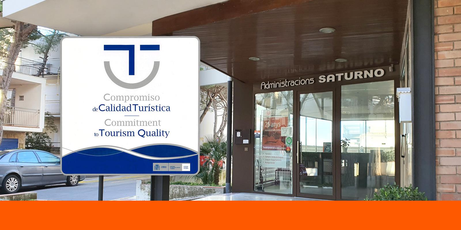 Administracions Saturno reconocida con sello CTT